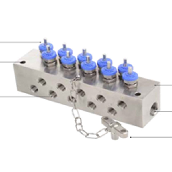 Compact Distribution Manifold - HCDM Series