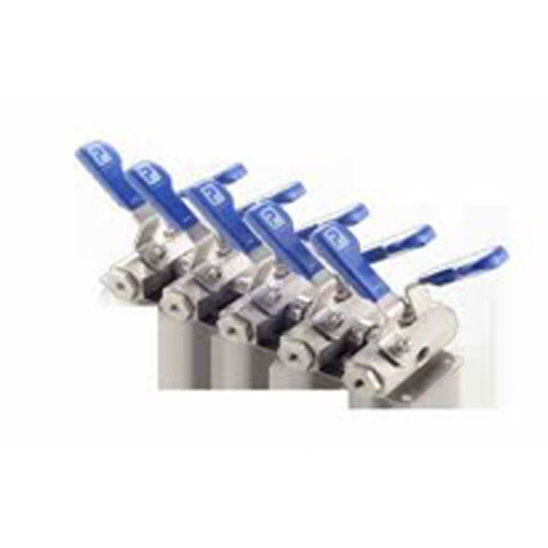 Hi-Pro Modular Distribution Manifolds - HPDM Series
